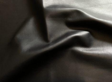 cow nappa leather, black