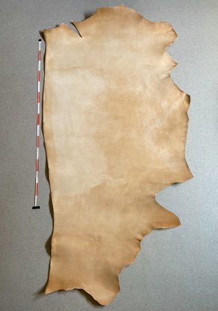 coe leather, natural