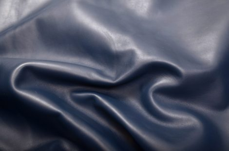 cow nappa AR, royal-blue (whole skin)