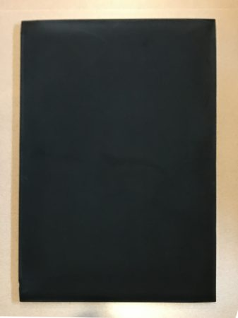 EVA tábla - fekete,  SHORE 25