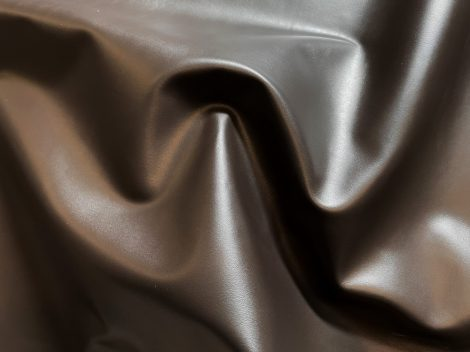 cow nappa, dark brown