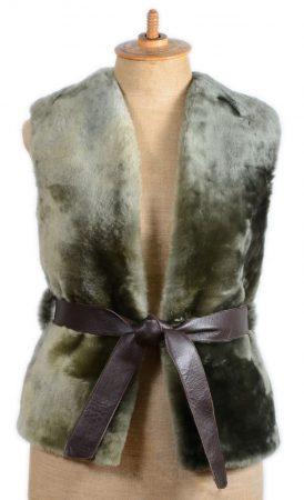 Panofix vest, green
