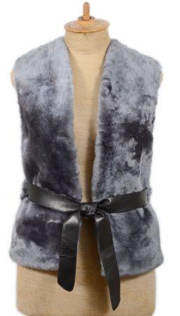 Panofix vest, grey
